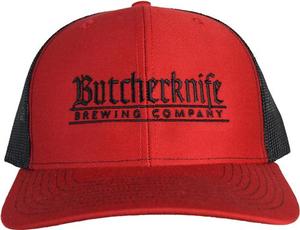 Butcherknife Brewing Mesh Back Hat