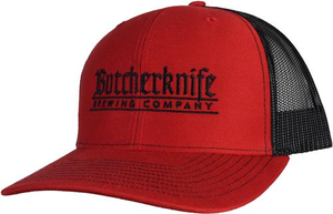 Butcherknife Brewing Mesh Back Hat