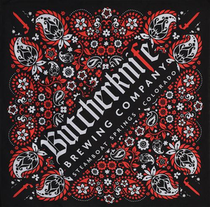 Butcherknife Brewing Bandana