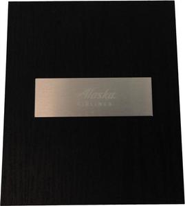 Alaska Airlines Wine Opener Box - 2 piece