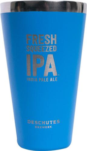 Beer Logo Hydro Flask Pint: Fresh Squeezed