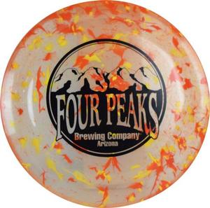 Four Peaks Frisbee