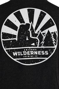 Arizona Wilderness Logo Tee- All White Print