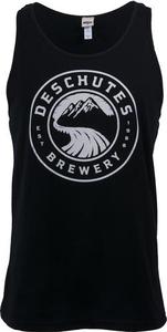 Deschutes Brewery Circle Logo Tank