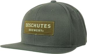 Deschutes Brewery Snapback Label Hat