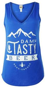 Women's Deschutes Brewery Beer is Calling Tank