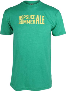 Beer Logo T-Shirt: Hop Slice Summer Ale