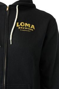 Loma Brewing Full Zip Hoodie