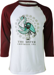 The Sister Imperial IPA Raglan Tee