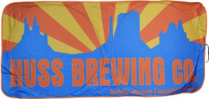 Huss Brewing Sunshade