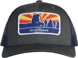 Arizona Wilderness Patch Hat