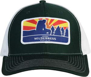 Arizona Wilderness Patch Hat