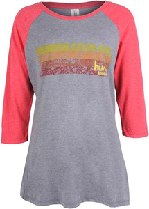 Women's Humm Kombucha Raglan T-Shirt