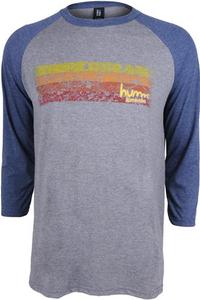 Humm Kombucha Unisex Raglan T-Shirt