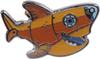 Sammy Robot Pin image 2