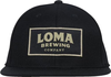 Loma Brewing Fitted Patch Hat image 2