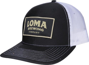Loma Brewing Trucker Patch Hat