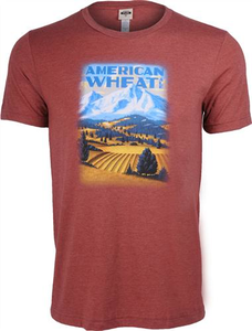 Beer Logo T-Shirt: American Wheat