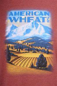 Beer Logo T-Shirt: American Wheat