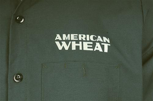 Beer Logo Work Shirt: American Wheat