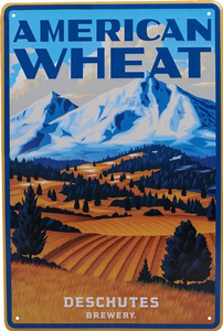 Metal Tacker: American Wheat
