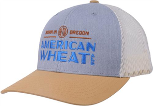 Beer Logo Hat: American Wheat Ale