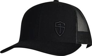 Adjustable Mesh Back Shield Cap