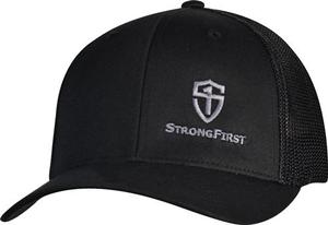 Flexfit Mesh Back Shield Cap