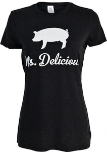 Ms. Delicious Summer 2017 Tee  - Women's