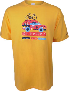 STP '17 Support  Tee