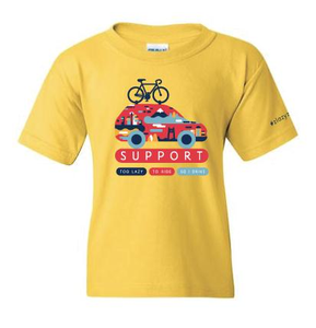 STP '17 Support Youth Tee