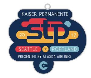 STP '17 Keychain