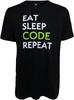 Eat Sleep Code Tee image 7