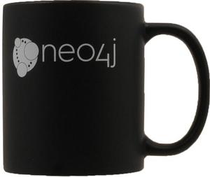 neo4j Chalkboard Mug