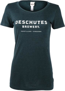 Women's Deschutes Brewery PDX T-Shirt