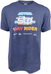 STP One Day Rider Men's Tee 2017