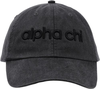 3D Embroidery Hat - alpha chi image 2