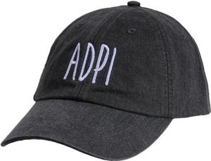 Jagged Font Hat - adpi