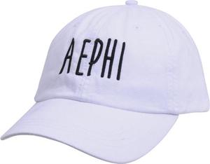Jagged Font Hat - aephi