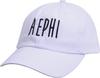 Jagged Font Hat - aephi image 1