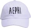 Jagged Font Hat - aephi image 2