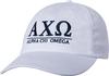 Greek Letters Hat - alpha chi image 1