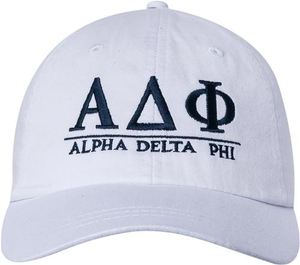 Greek Letters Hat - adpi