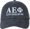Greek Letters Hat - aephi image 2