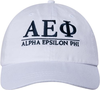 Greek Letters Hat - aephi image 2