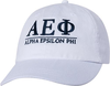Greek Letters Hat - aephi image 1