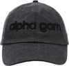 3D Embroidery Hat - alpha gam image 2