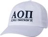 Greek Letters Hat - alpha o image 1