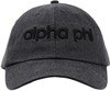 3D Embroidery Hat - alpha phi image 2