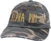 Jagged Font Hat - alpha phi image 1